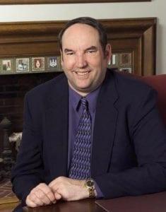Dr. Bruce Allen Murphy headshot